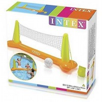 Pool Volleyball Game Swimming Net Sport Water - INTEX