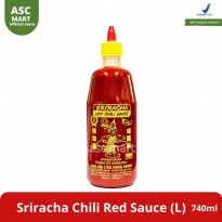 Nang Fah Sriracha Chili Sauce Red 740ml