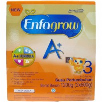 Enfagrow A Plus 3 Box 1200 gram