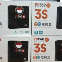 EVPAD 3s Android TV BOX 6K 8CORE BT