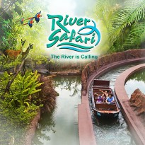 RIVER SAFARI & Boat Ride Singapore (Dewasa)