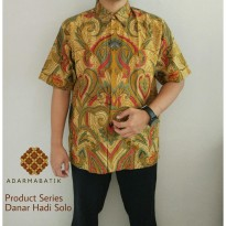 Batik Danar Hadi Asli - Regular Fit PE030