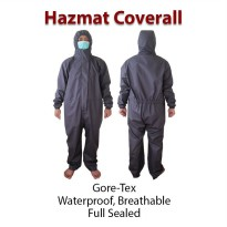 Coverall Waterproof Breathable