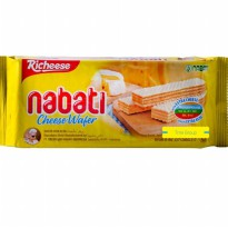 Nabati Richeese Wafer Krim Keju 75 gram