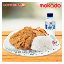 [LOTTERIA] Chicken Mantap