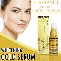 Whitening Gold Serum / Serum Wajah Original by Hanasui