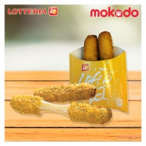 [LOTTERIA] Stick Keju (Cheese Stick)