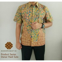 Batik Danar Hadi Asli - Regular Fit PE025