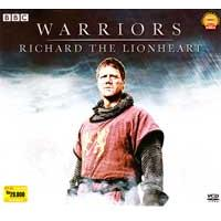 [VCD] Warriors : Richard The Lionheart [License Indonesia]