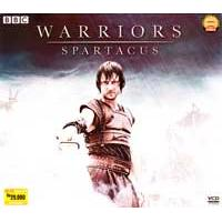[VCD] Warriors : Spartacus [License Indonesia]