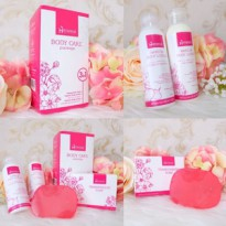 Hanasui Body Care 3 in 1 BPOM Original - Paket Body Lotion Hanasui