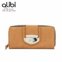 Alibi Paris Coty Orange Wallet-W0557O3