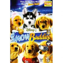 [DVD] Snow Buddies [Licensed Indonesia]