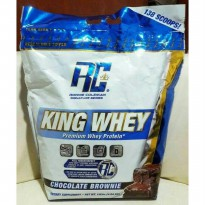 King Whey isi 10 Lbs Ronnie Coleman SS