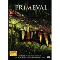 [DVD] PRIMEVAL [Licensed Indonesia]
