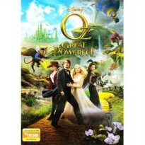 [DVD] Oz The Great And Powerful [Licensed Indonesia]