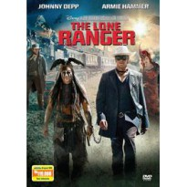 [DVD] The Lone Ranger [Licensed Indonesia]