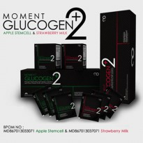 Moment Glucogen+2 Glucogen 2 +2 Original rasa Strawberr