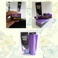 BLUE ( 02 ) MASCARA MAGIC ROSE ESSENCE HANBEILI 1604
