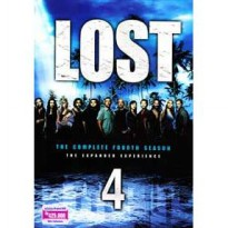 [DVD] Lost : The Complete Fourth Season [Licensed Indonesia]