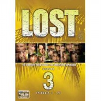 [DVD] Lost Season 3 [Licensed Indonesia]
