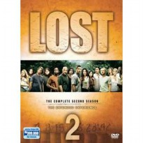 [DVD] LOST Season 2 [Licensed Indonesia] Movie