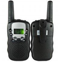 Retevis Mini Pairs Walkie Talkie With LED Light - T-388