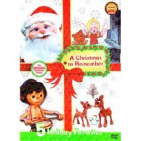 [DVD] Snowy Christmas : 5 Holiday Favorites [Licensed Indonesia]