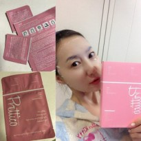 PRETTICO ULTRA FACIAL BRIGHTENING MASK ( PINK ) 3STEP