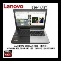 Lenovo IdeaPad 320 - AMD A9-9420 - 4GB - 1TB - 14