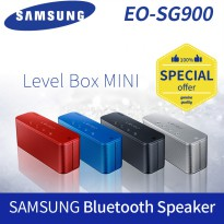 [SAMSUNG] Level Box Bluetooth MINI Wireless Speaker EO-SG900 / High Class Sound Quality Premium