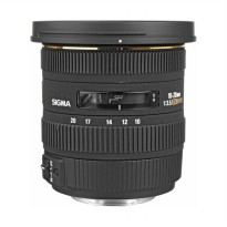 Sigma Lens 10-20mm f/3.5 EX DC HSM for Nikon