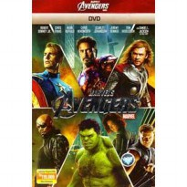 [DVD] The Avengers [Licensed Indonesia]