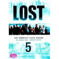 [DVD] Lost : The Complete Fifth Season [Licensed Indonesia]