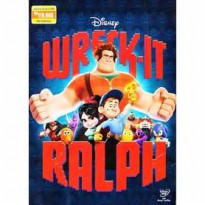 [DVD] Wreck-It Ralph [Licensed Indonesia]