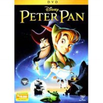 [DVD] Peter Pan Diamond Edition [Licensed Indonesia]