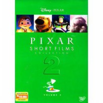 [DVD] Pixar Short Films Collection : Volume 2 [Licensed Indonesia]