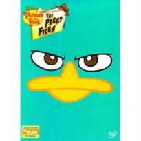 [DVD] Phineas And Ferb : The Perry Files [Licensed Indonesia]