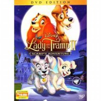 [DVD] Lady and The Tramp 2 Special Edition [Licensed Indonesia]