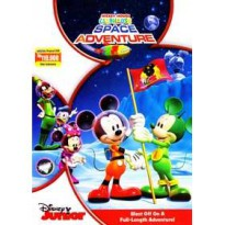 [DVD] Mickey Mouse Clubhouse : Space Adventure [Licensed Indonesia]