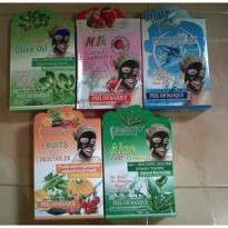 QIANSOTO PEEL OFF MASQUE 1BOX ISI 6 SACHET