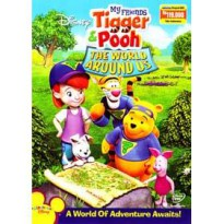 [DVD] My Friends Tigger & Pooh : The World Around Us [Licensed Indonesia]