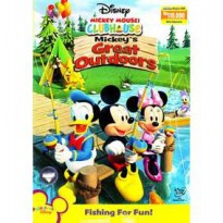 [DVD] Mickey Mouse Clubhouse : Mickey's Great Outdoors [Licensed Indonesia]