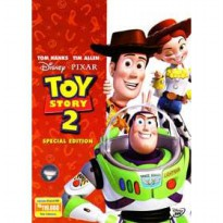 [DVD] Toy Story 2 (Special Edition) [Licensed Indonesia]
