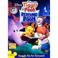 [DVD] My Friends Tigger & Pooh : Bedtime With Pooh [Licensed Indonesia] Handy Manny 'Tool For Sale'
