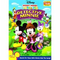 [DVD] Mickey Mouse Clubhouse : Detective Minnie [Licensed Indonesia] film