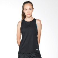 NIKE As Women Dry Miler Tank Top Olahraga Wanita CL 854940-010