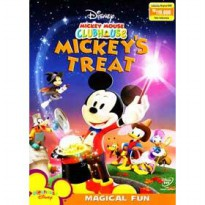 [DVD] Mickey Mouse Clubhouse : Mickey's Treat [Licensed Indonesia]