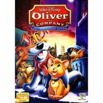 [DVD] Oliver And Company 20th Anniversary Edition [Licensed Indonesia]