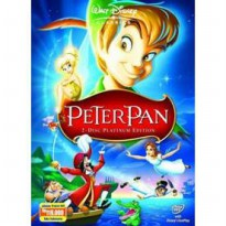 [DVD] Peter Pan SE [Licensed Indonesia]